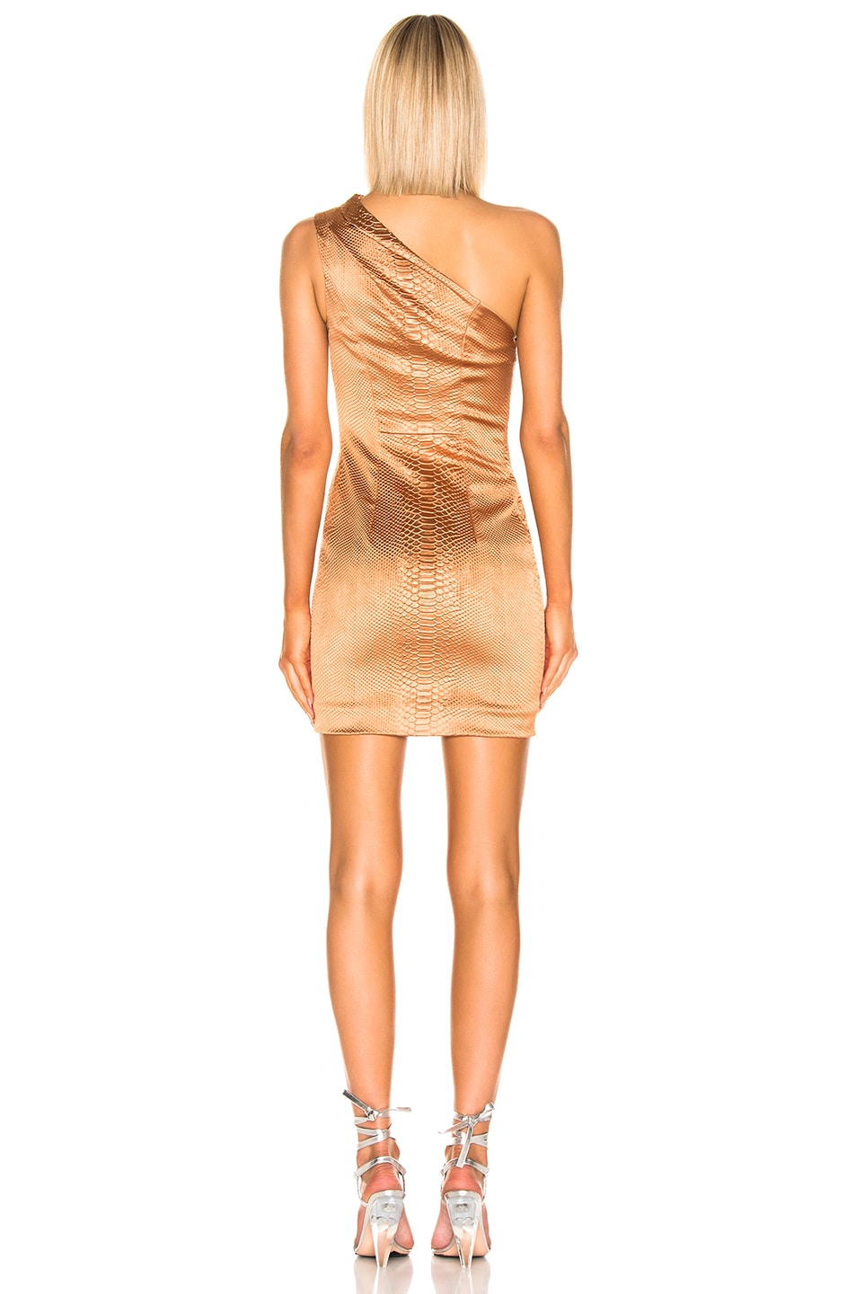 Image 3 of HANEY Valentina Dress in Caramel