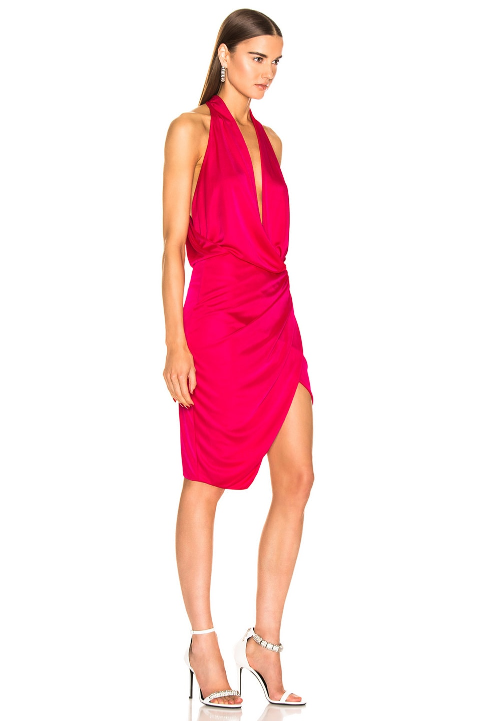 Image 2 of HANEY for FWRD Lani Dress in Pink