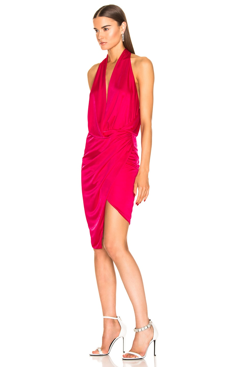 Image 3 of HANEY for FWRD Lani Dress in Pink