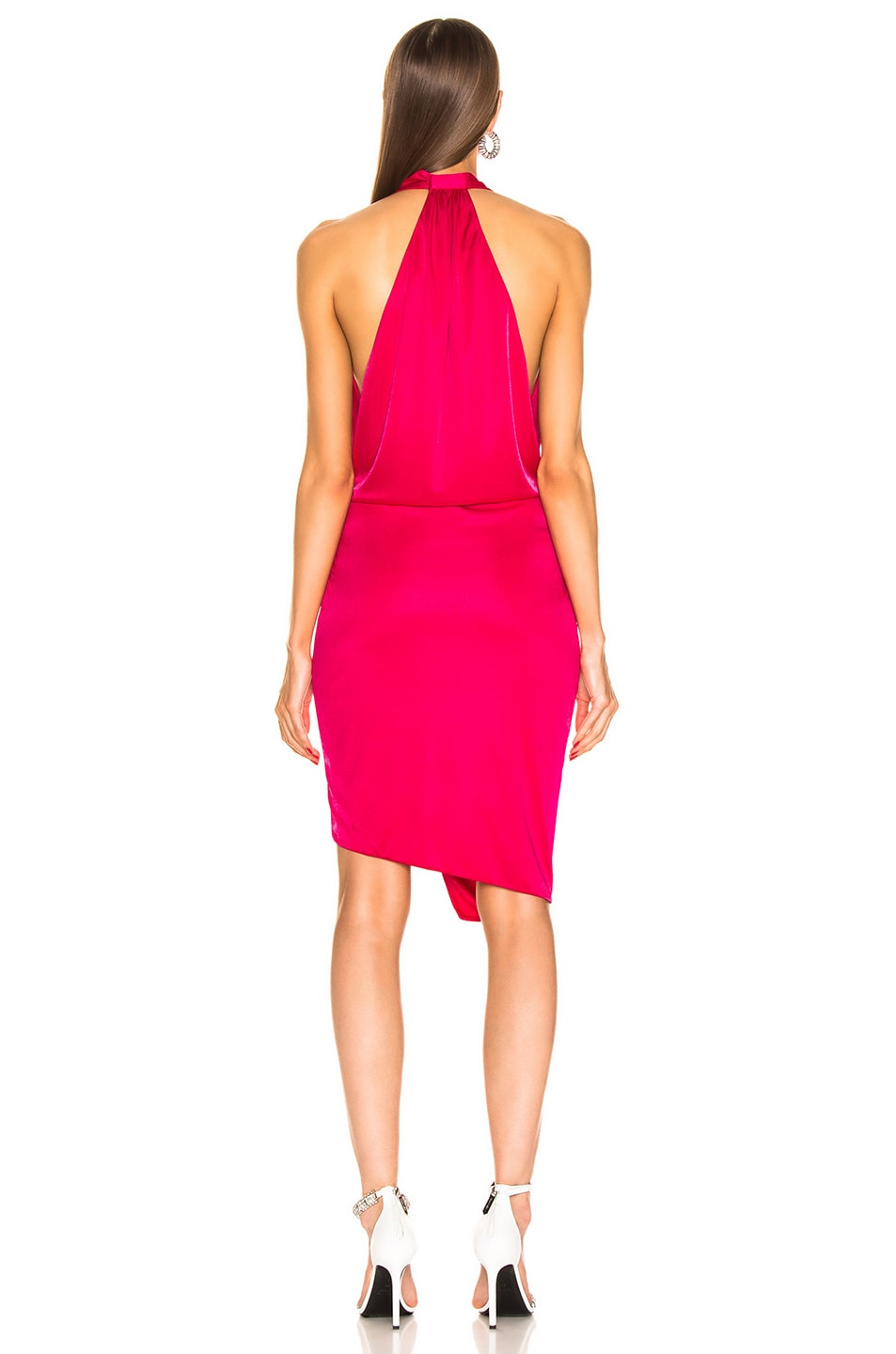 Image 4 of HANEY for FWRD Lani Dress in Pink