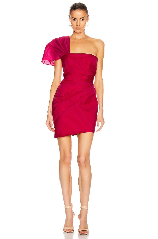 Image 1 of HANEY Octavia Dress in Pink