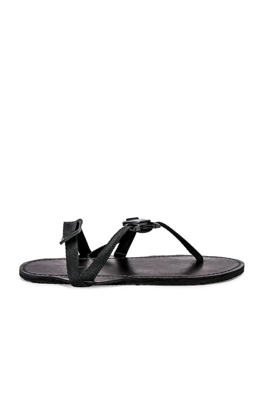 Image 2 of Hender Scheme Device Strap Sandal in Black