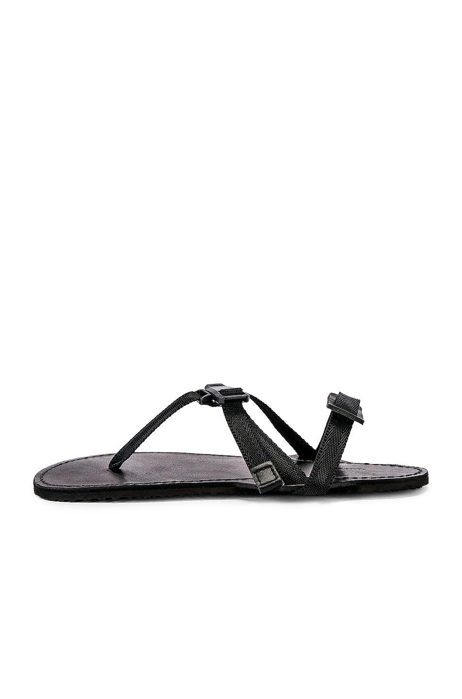 Image 5 of Hender Scheme Device Strap Sandal in Black