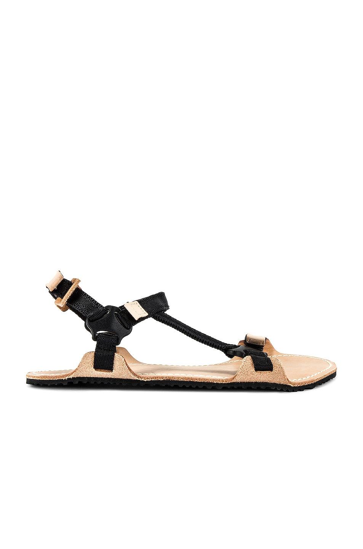 Image 1 of Hender Scheme Device Weave Sandal in Black & Natural