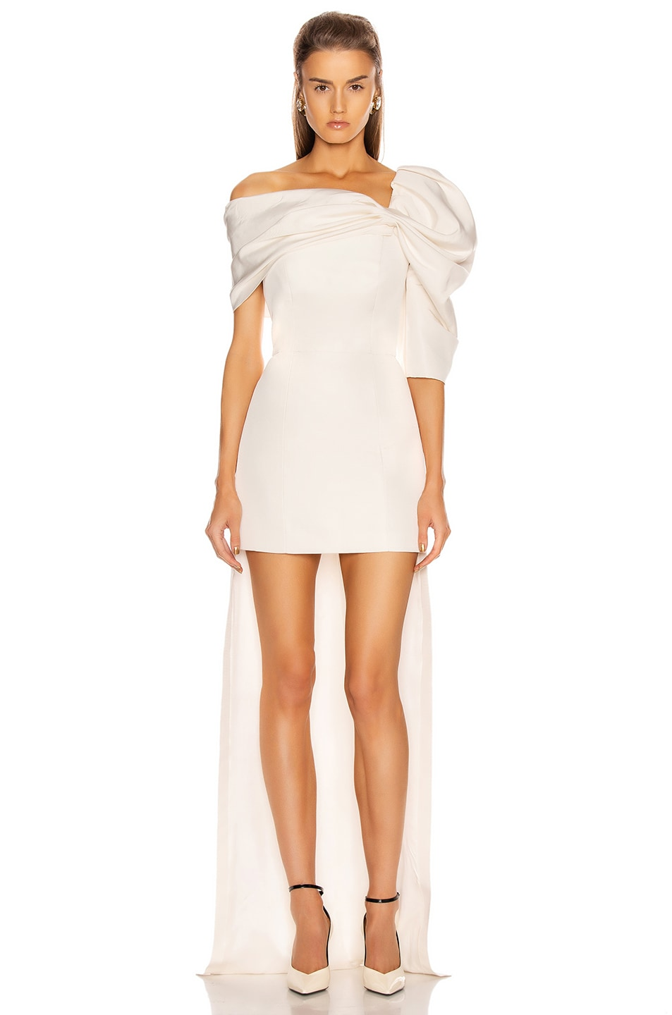 Image 1 of HELLESSY Yayoi Dress in Ivory