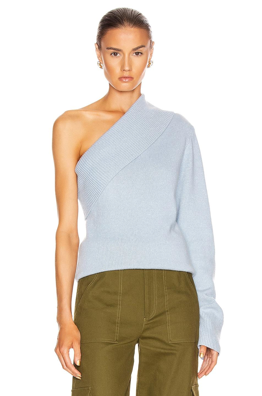 Image 2 of HELLESSY Joffe Sweater in Sky Blue