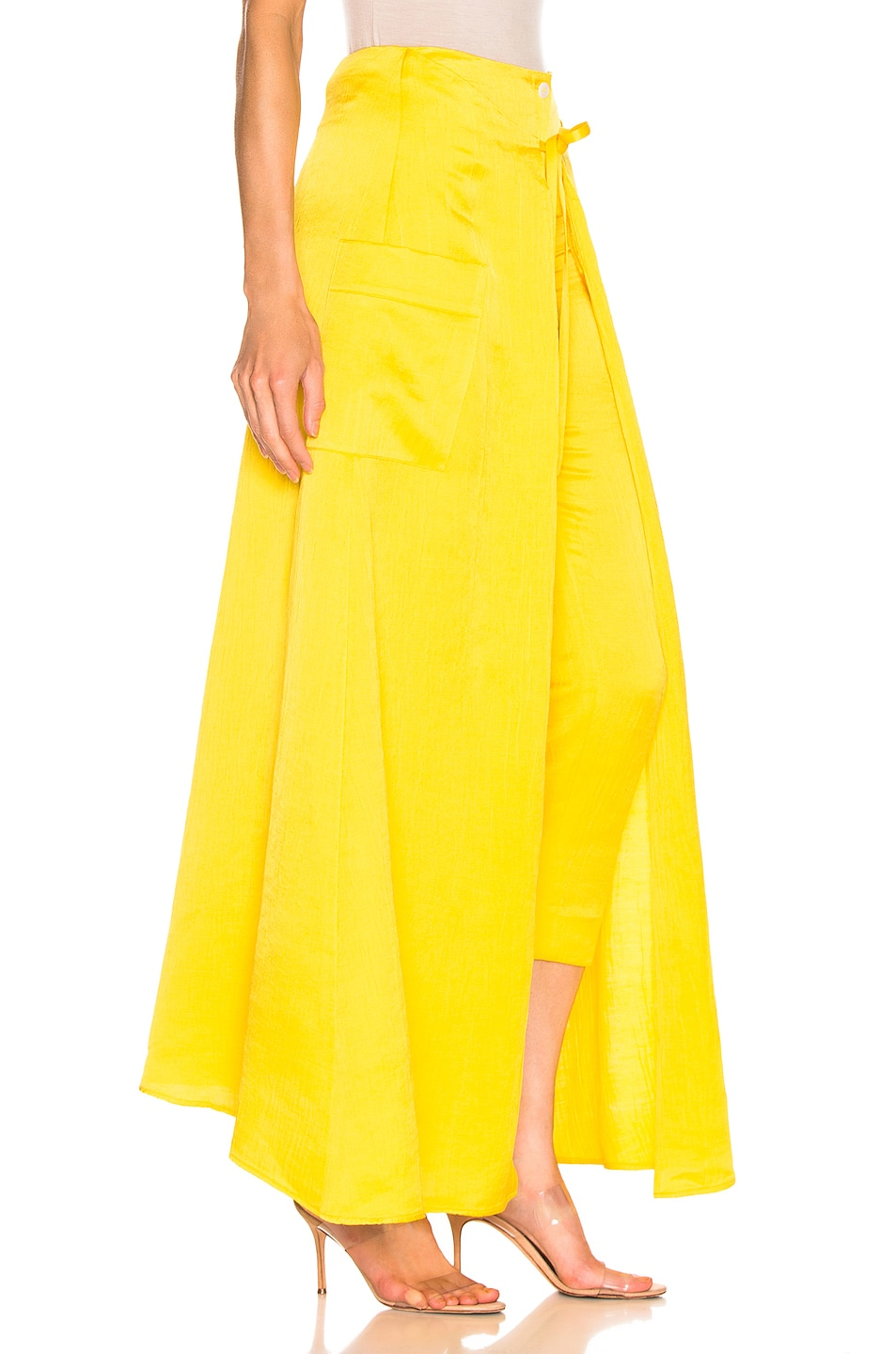 Image 2 of HELLESSY Windsor Pant in Daffodil