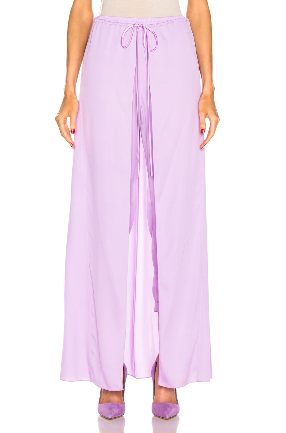 Image 2 of HELLESSY Solar Jogger Pant in Powder Lilac