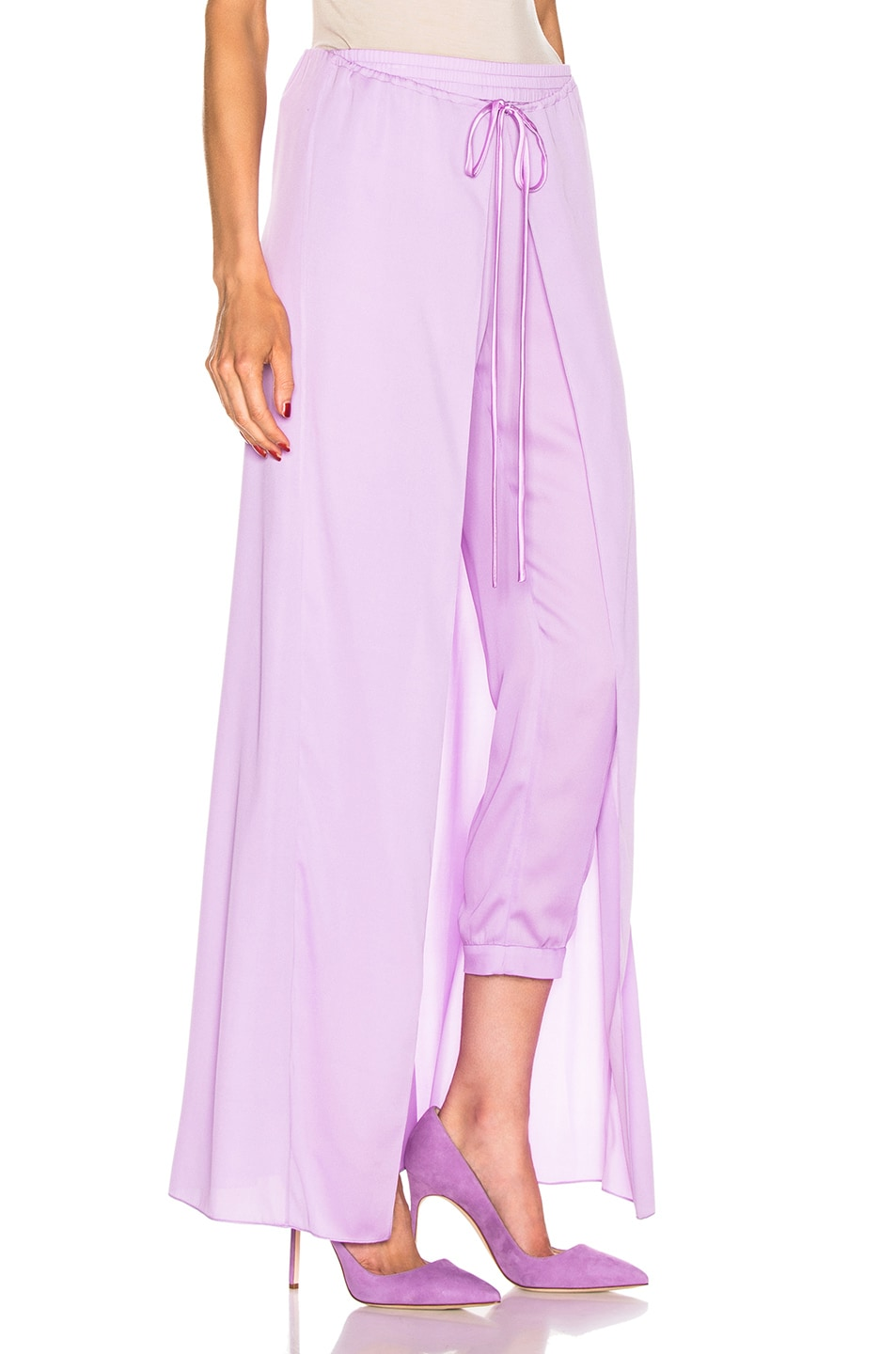 Image 3 of HELLESSY Solar Jogger Pant in Powder Lilac