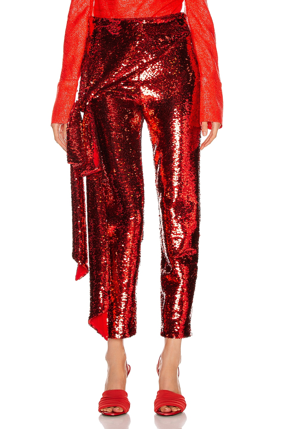 Image 1 of HELLESSY Kennedy Pant in Scarlet