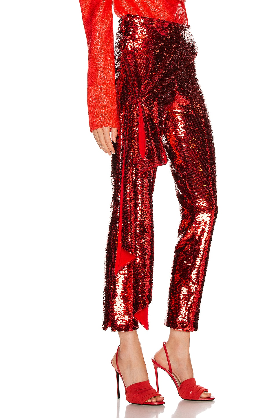 Image 2 of HELLESSY Kennedy Pant in Scarlet