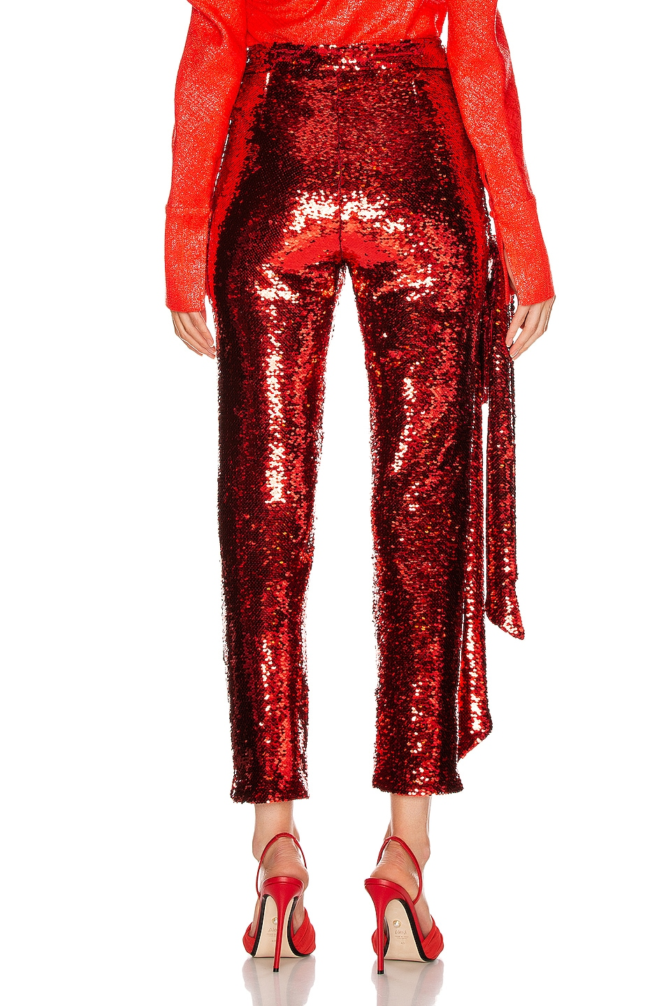 Image 4 of HELLESSY Kennedy Pant in Scarlet