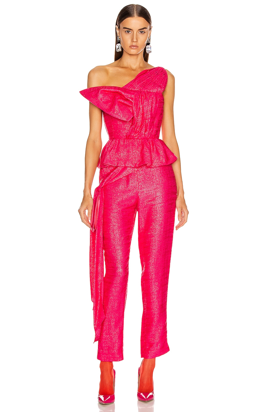 Image 5 of HELLESSY Kennedy Pant in Shocking Pink