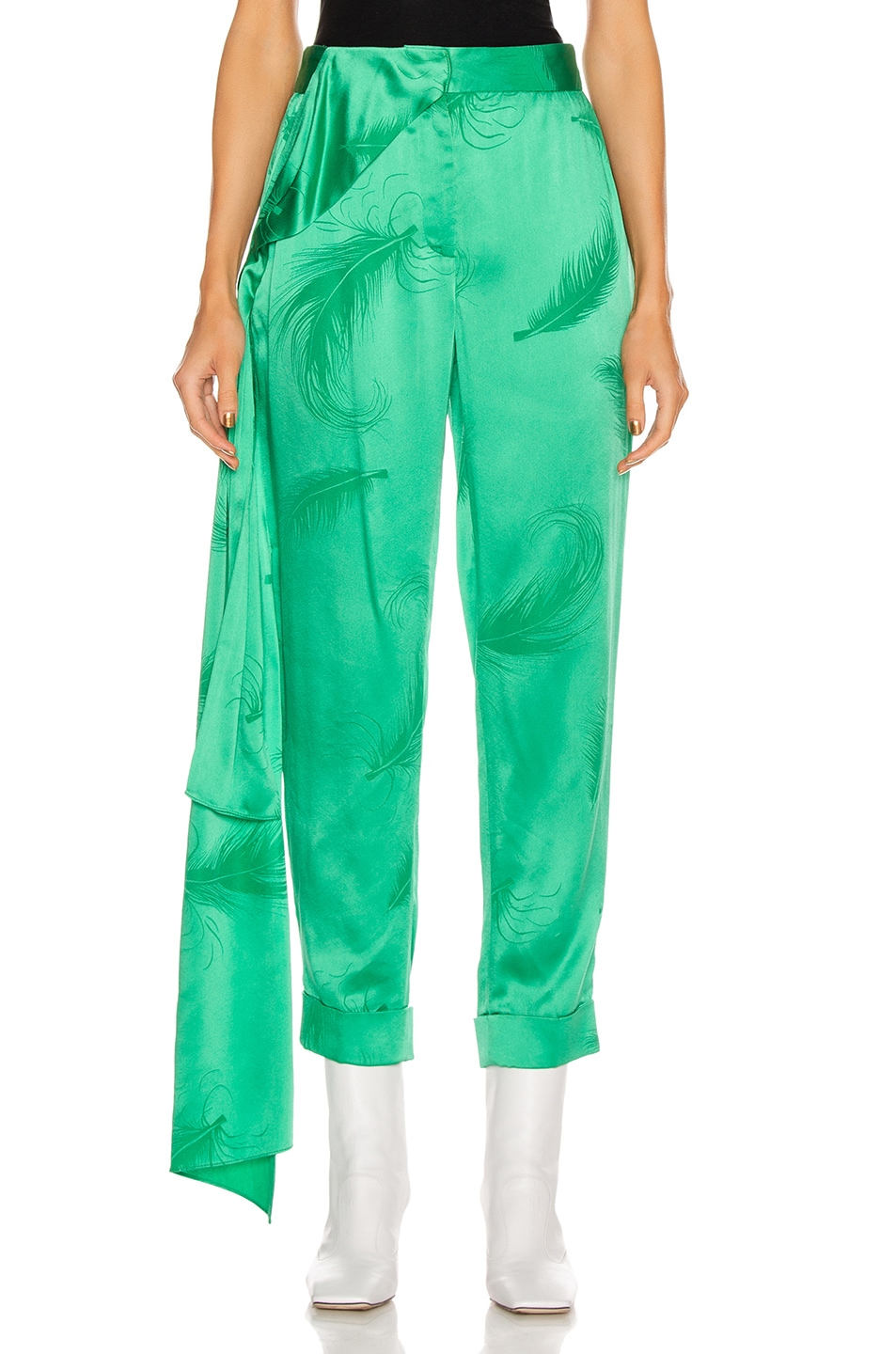 Image 1 of HELLESSY O'Keefe Trouser in Kelly Green