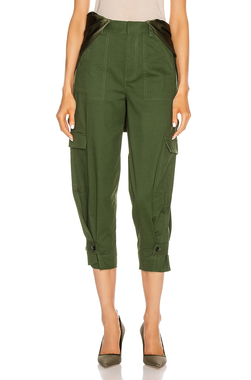 Image 1 of HELLESSY Holzer Pant in Olive