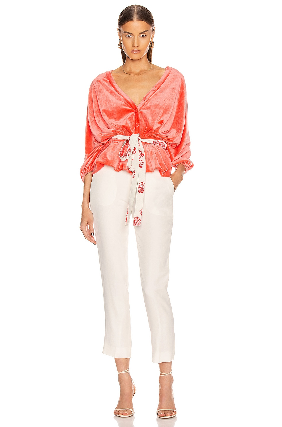 Image 7 of HELLESSY Mick Pant in White