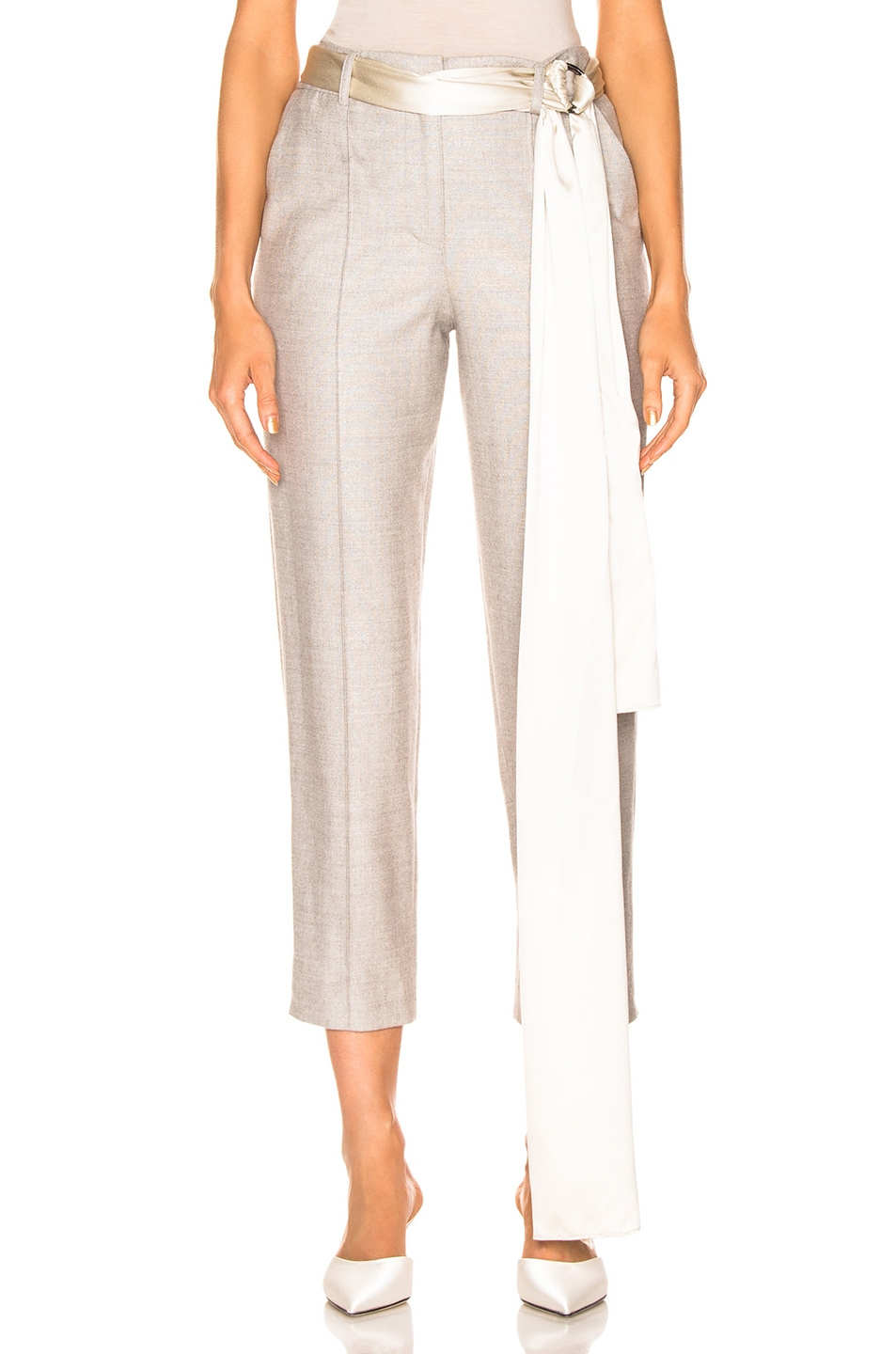Image 1 of HELLESSY Rapunzel Trouser Pant in Platinum Grey