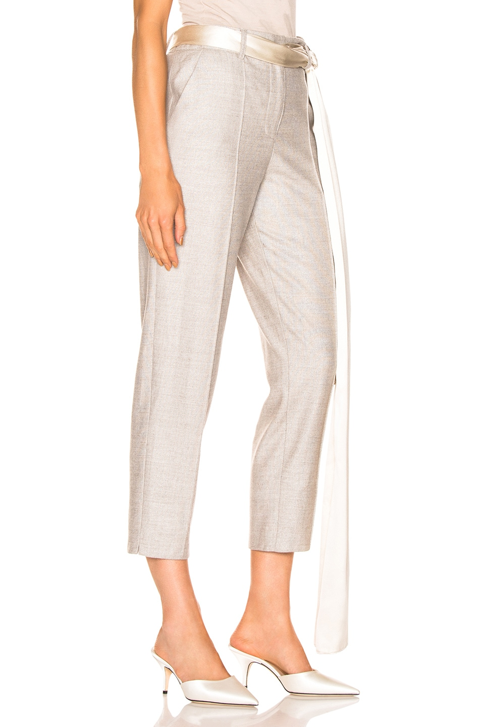 Image 2 of HELLESSY Rapunzel Trouser Pant in Platinum Grey