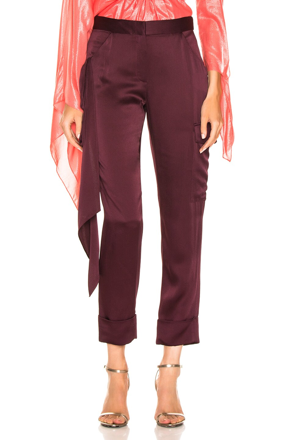 Image 1 of HELLESSY Beaton Pant in Plum