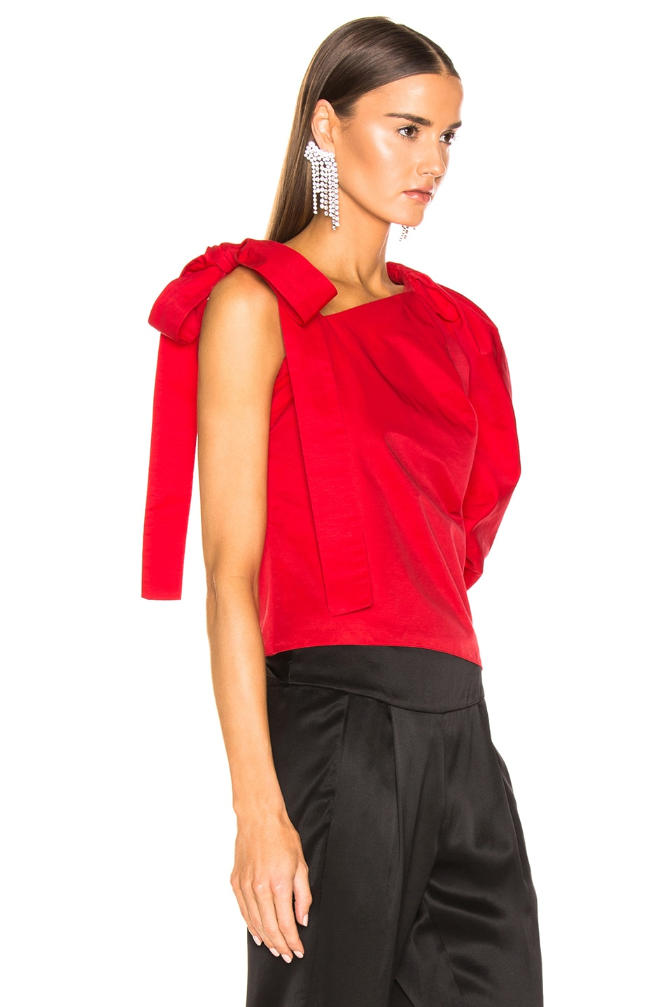Image 2 of HELLESSY Cooper Top in Poppy