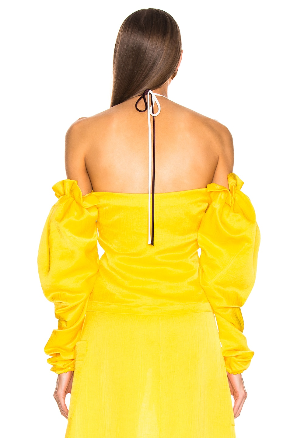 Image 3 of HELLESSY CZ Top in Daffodil