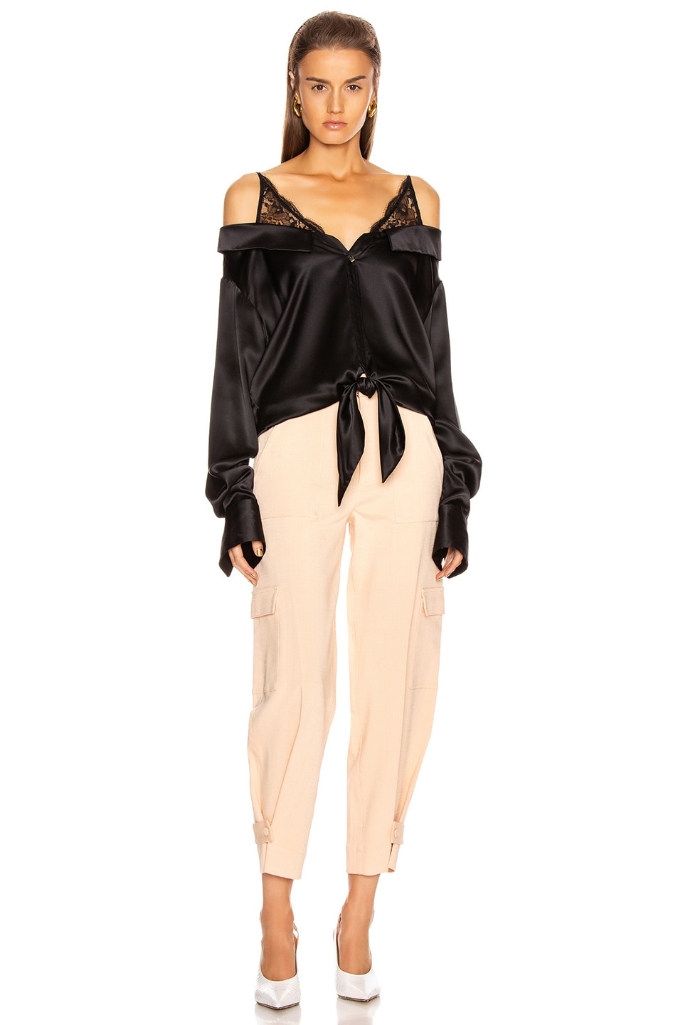 Image 4 of HELLESSY Fontana Blouse in Black