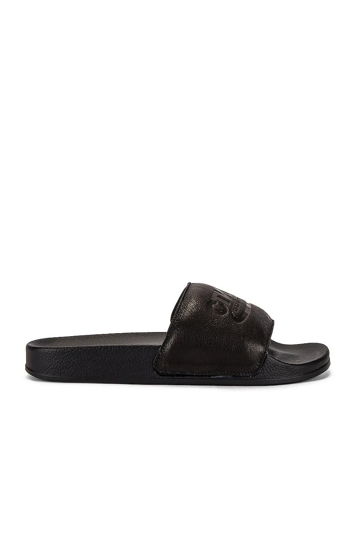 Image 1 of Heron Preston Slide Sandal in Black