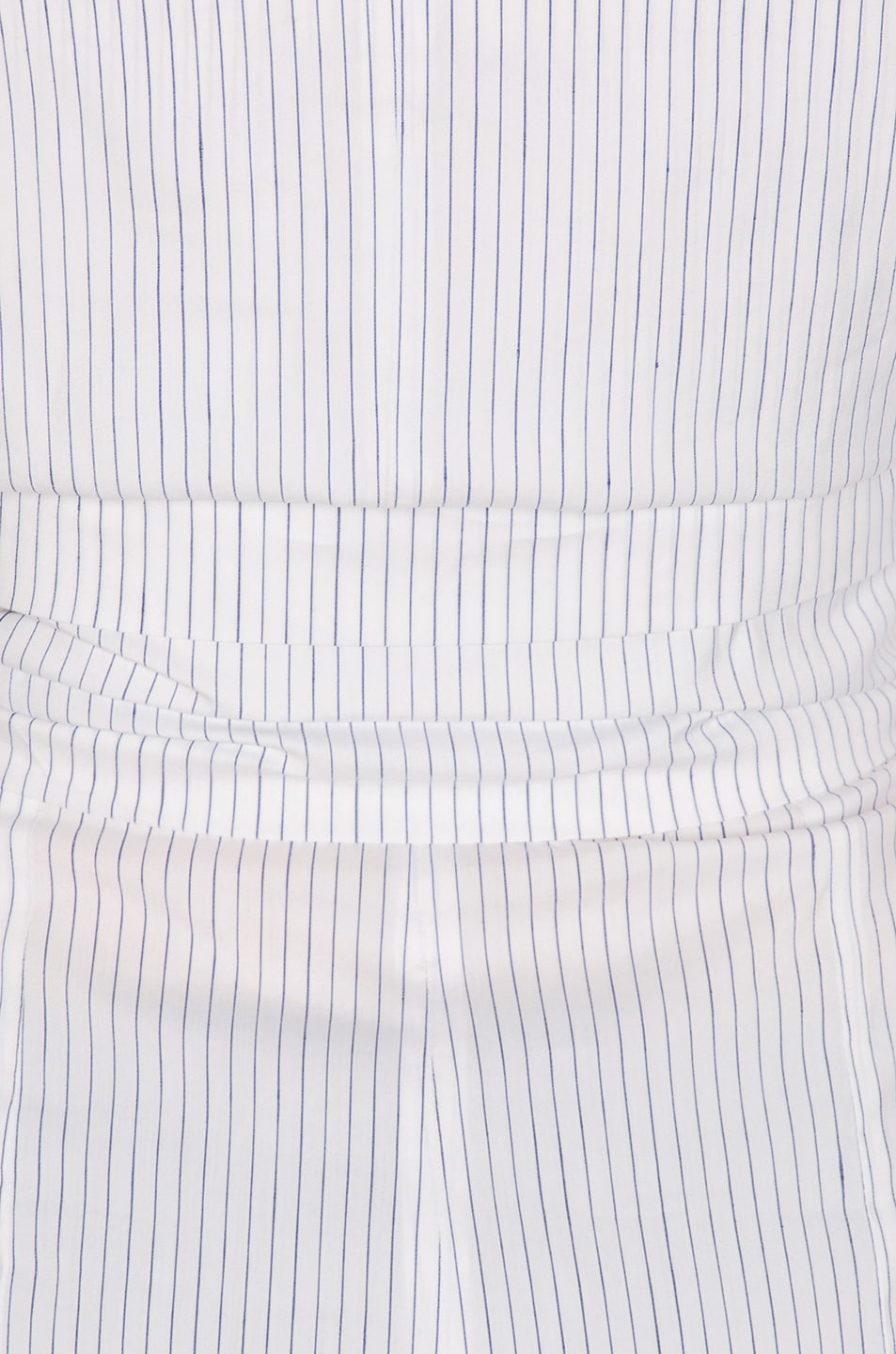 Image 6 of Isa Arfen for FWRD Double Knot Long Sleeve Top in Sailor