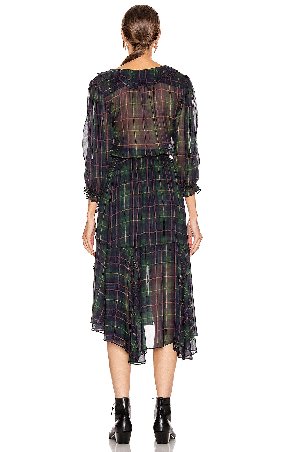 Image 3 of ICONS Objects of Devotion The Flamenco Dress in Classic Tartan