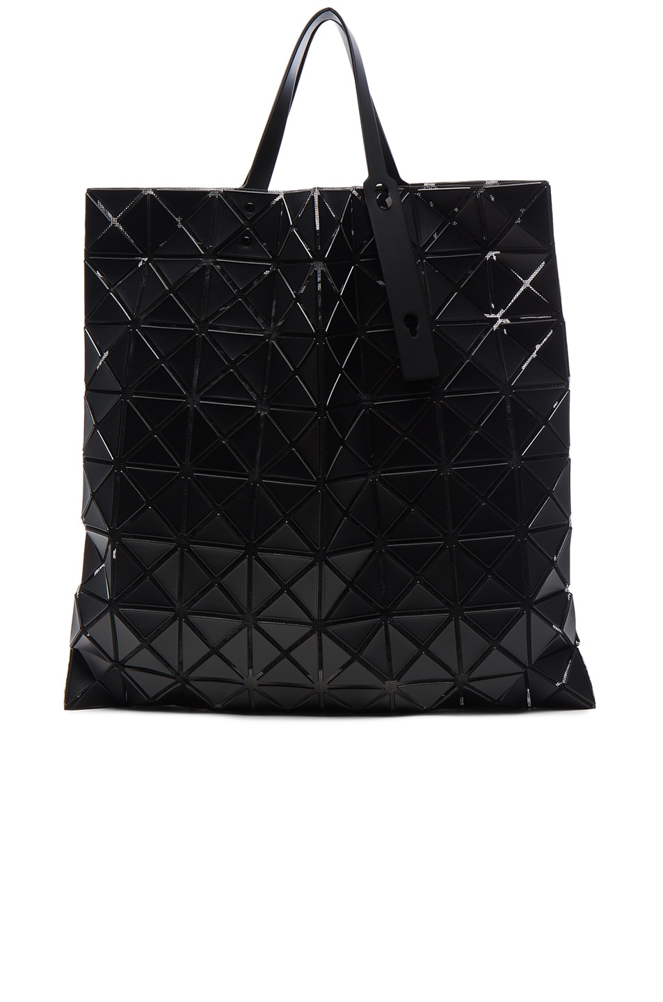 Image 1 of Issey Miyake Bao Bao Lucent Pro Matte Tote in Matte Black d199954d4d10a