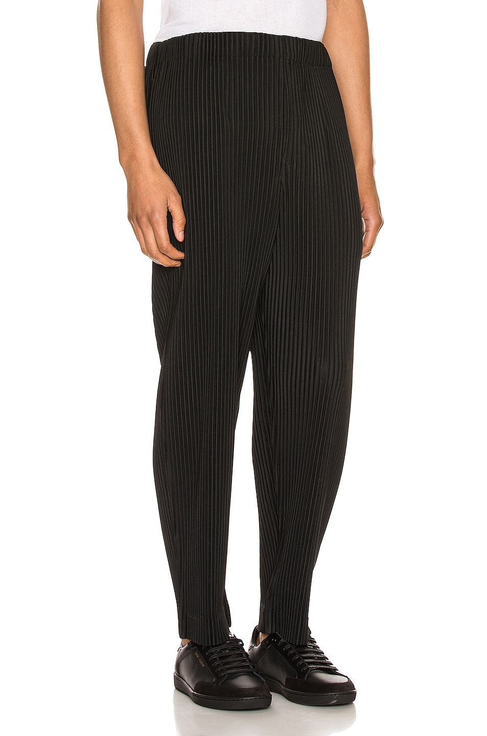 Image 2 of Issey Miyake Homme Plisse Pleated Pant in Black