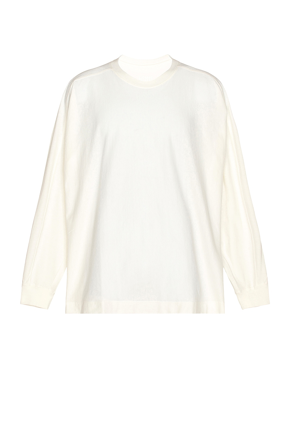 Image 1 of Homme Plisse Issey Miyake Release Tee in White
