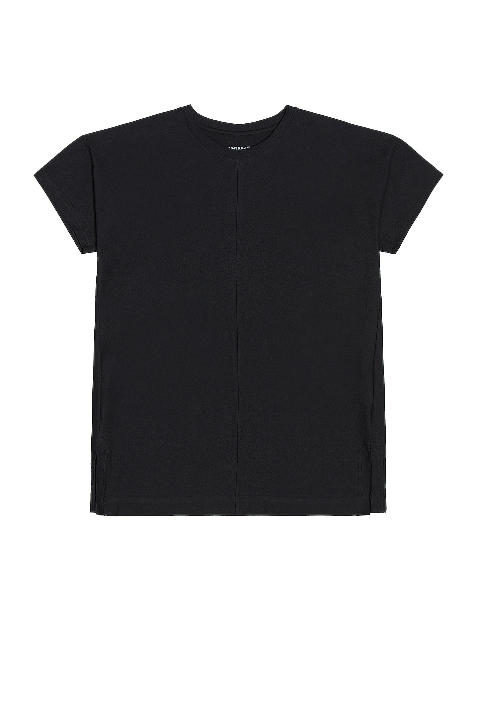 Image 1 of Homme Plisse Issey Miyake Release T-Shirt 1 in Black