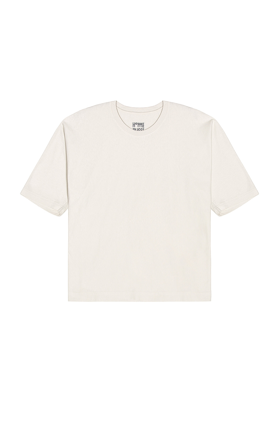 Image 1 of Homme Plisse Issey Miyake Release T-Shirt 1 in Light Gray
