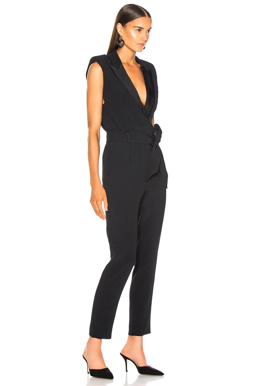 Image 2 of IRO Anis Jumpsuit in Black