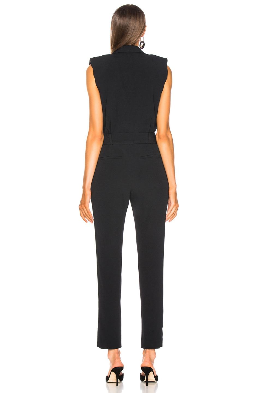 Image 3 of IRO Anis Jumpsuit in Black