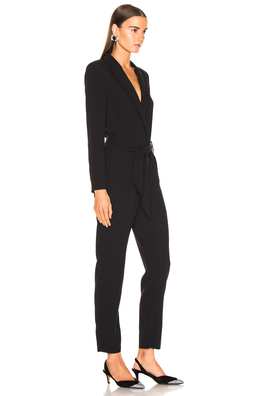 Image 2 of IRO Delicate Jumpsuit in Black