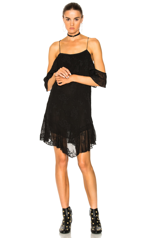 IRO Sabel Dress in Black