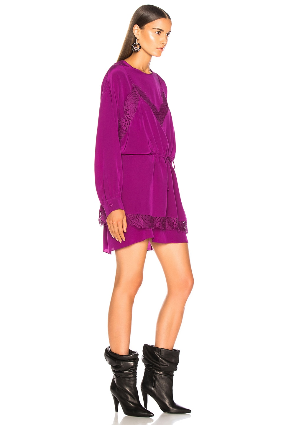 Image 2 of IRO Hassle Dress in Purple