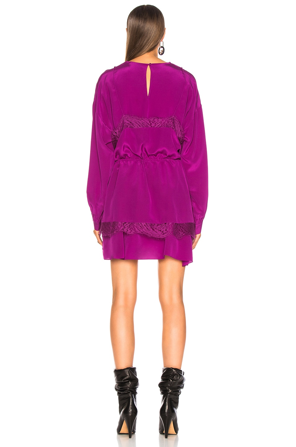 Image 3 of IRO Hassle Dress in Purple