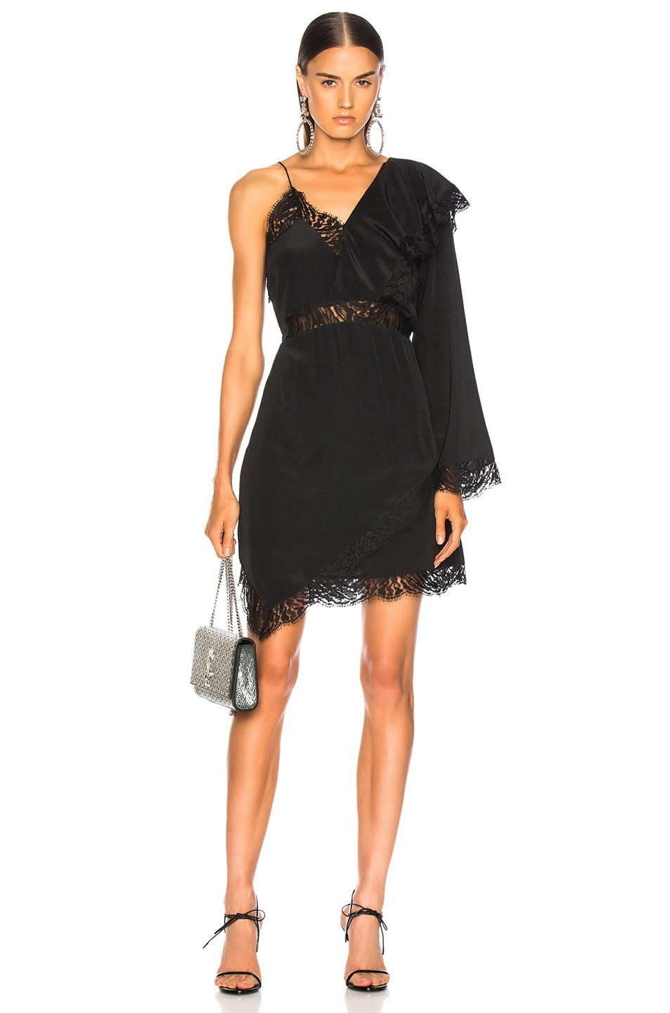 Image 1 of IRO Haven Dress in Black