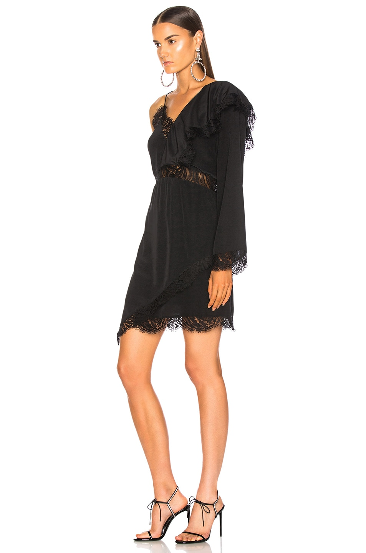Image 3 of IRO Haven Dress in Black
