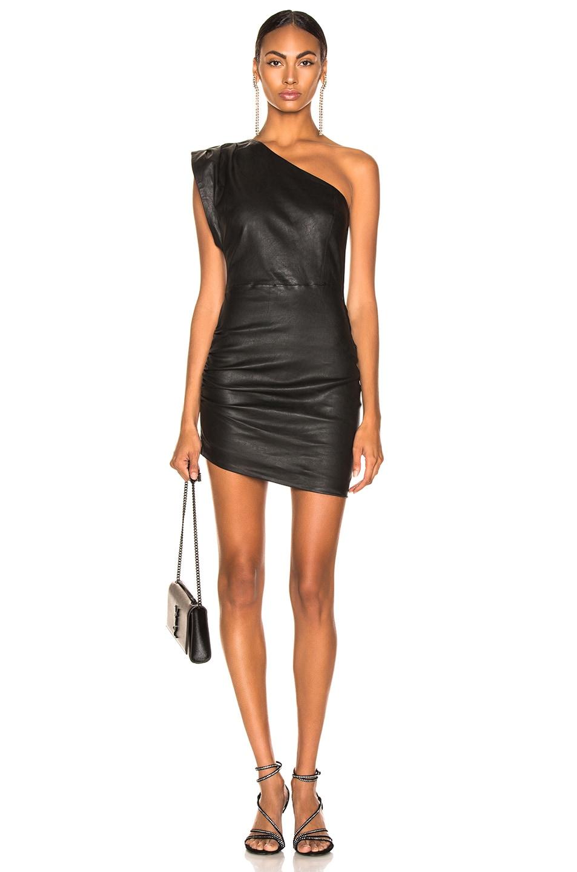Image 1 of IRO Apria Dress in Black