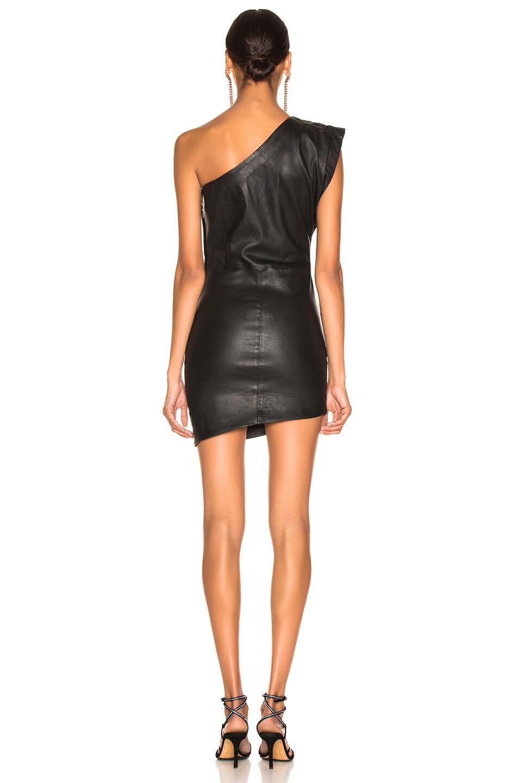 Image 4 of IRO Apria Dress in Black