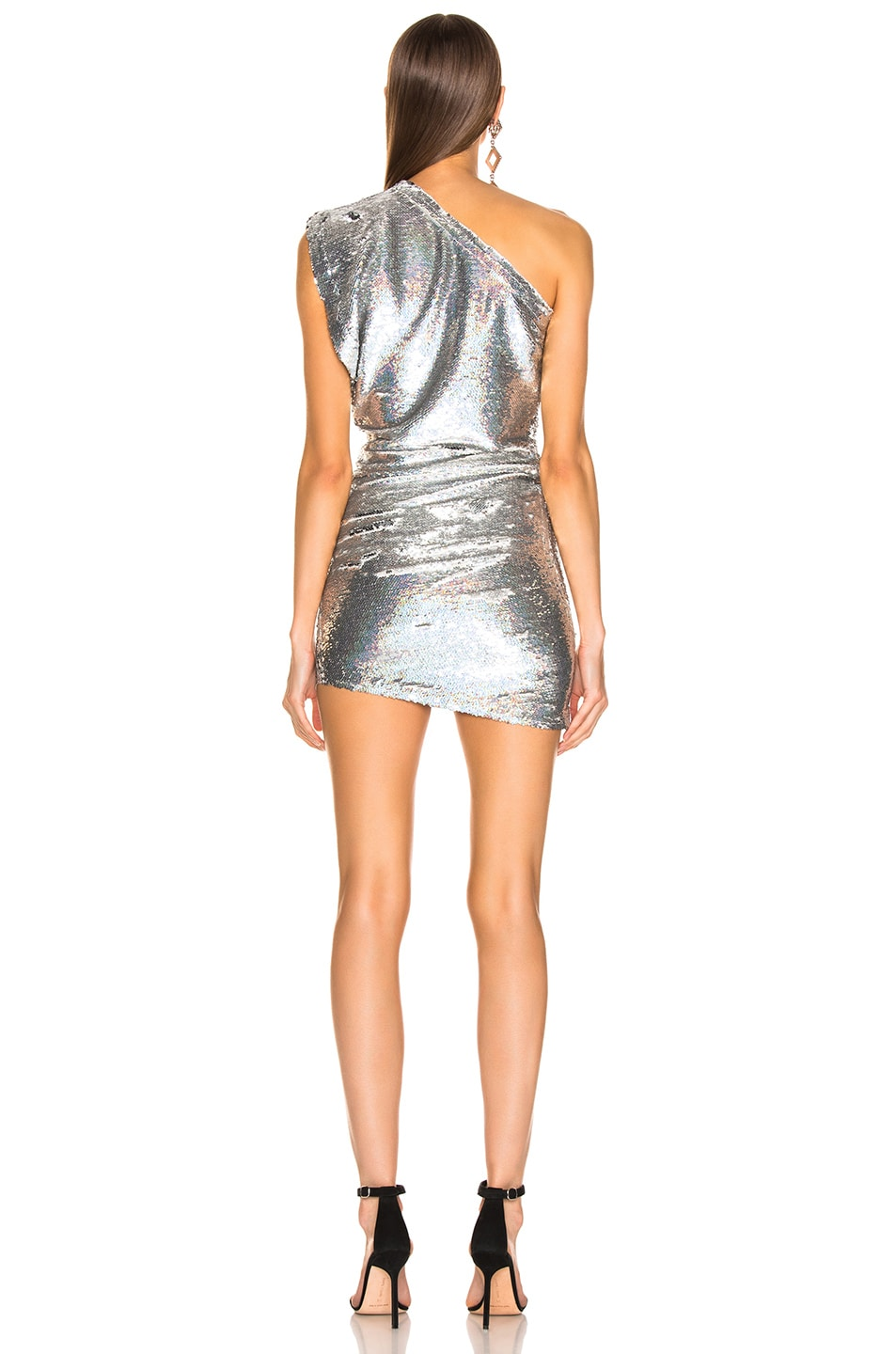 Image 4 of IRO Exciter Dress in Silver