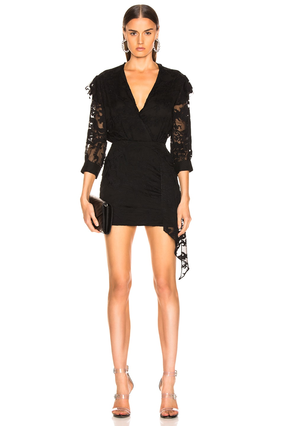 Image 1 of IRO Famous Dress in Black