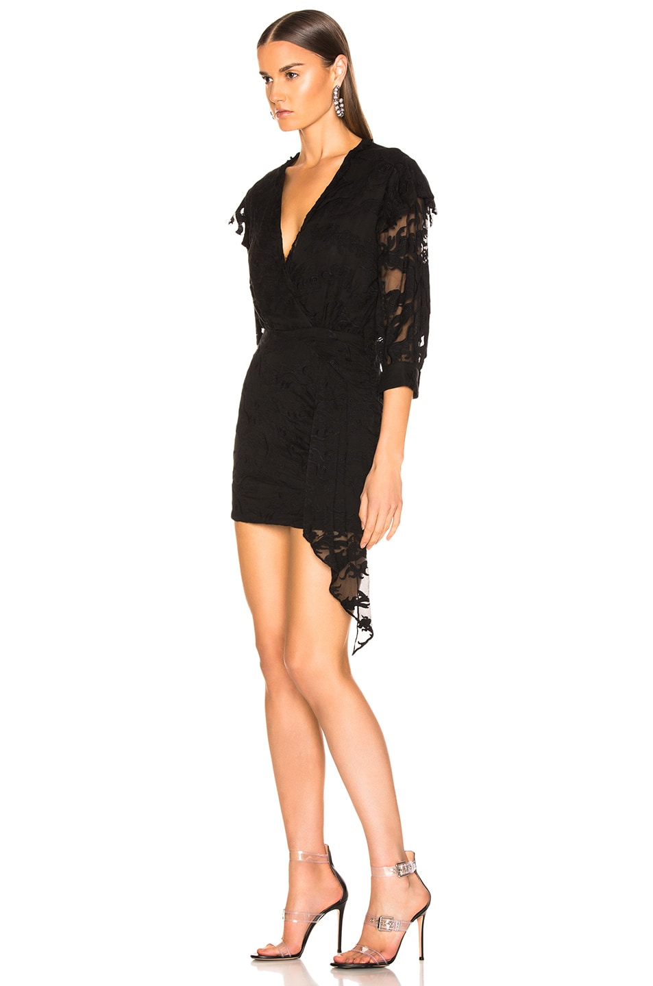 Image 3 of IRO Famous Dress in Black