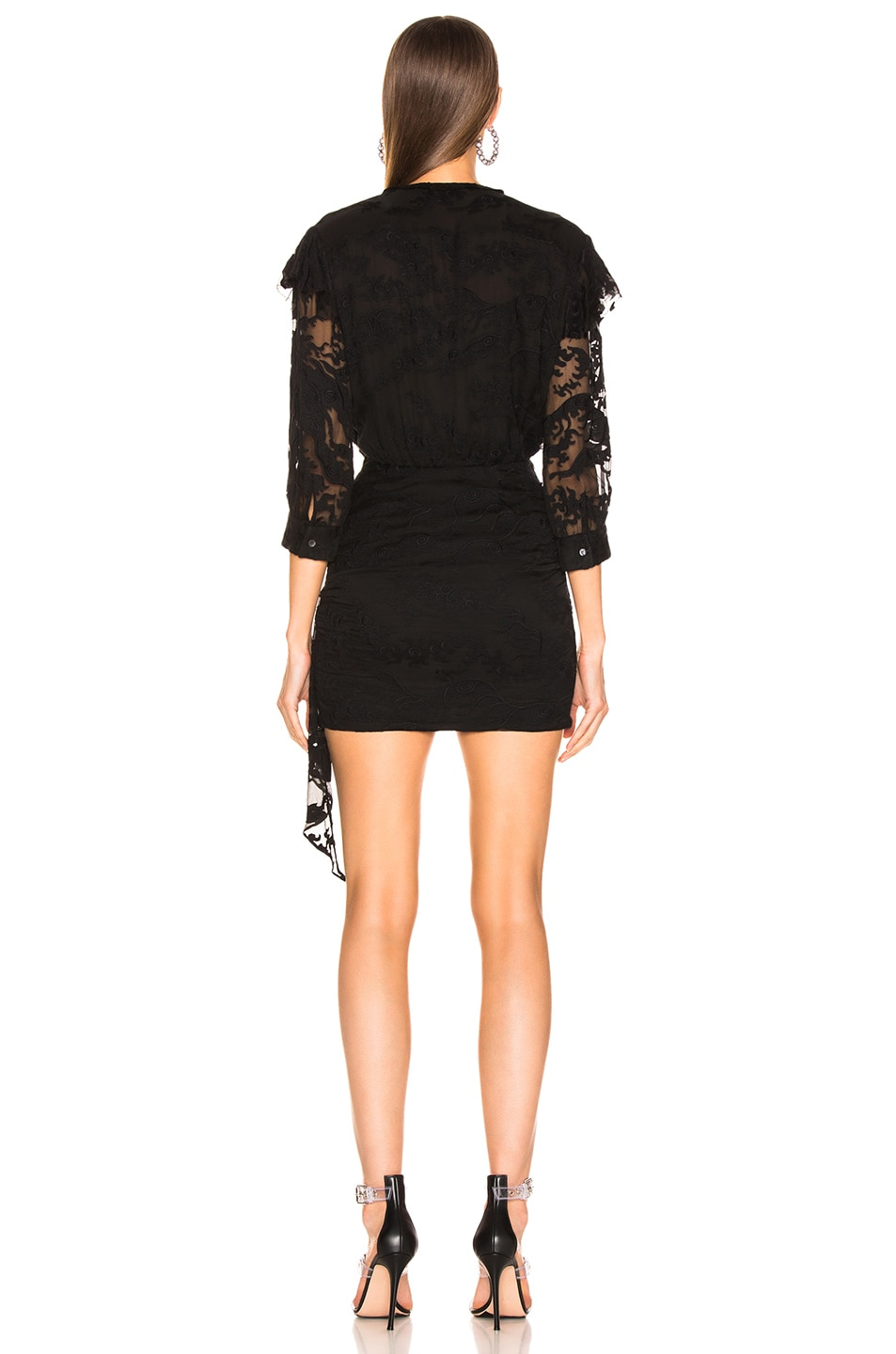 Image 4 of IRO Famous Dress in Black