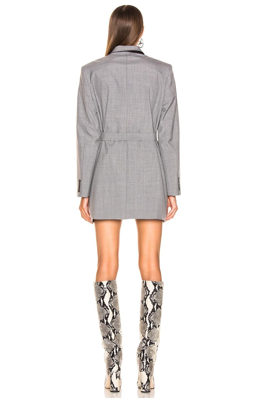 Image 3 of IRO Dignify Blazer Dress in Grey