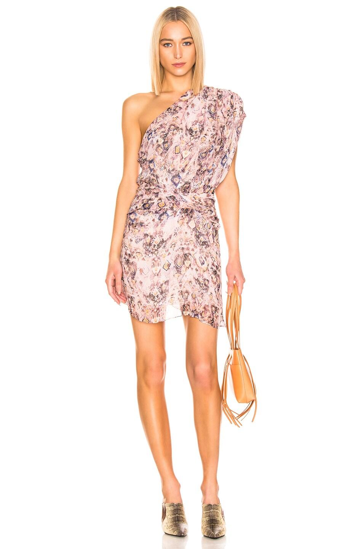 Image 1 of IRO Freesia Dress in Lilas